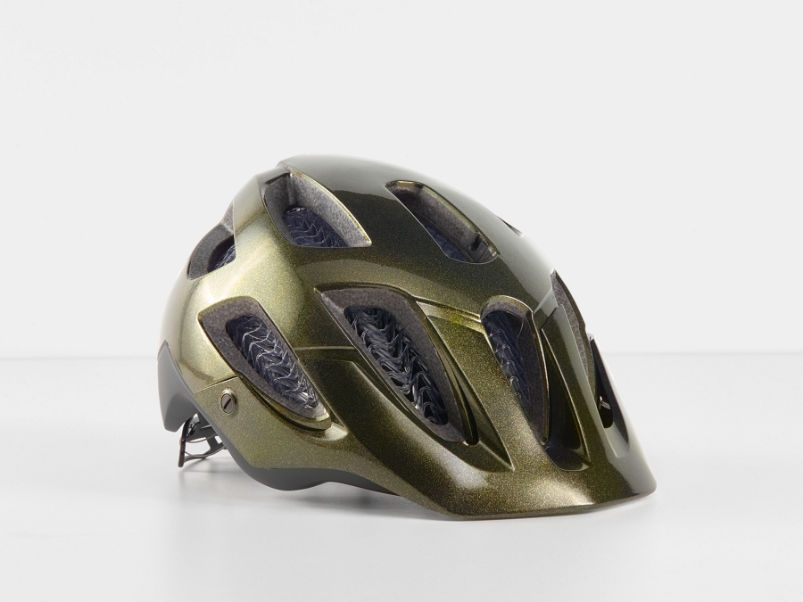 Bontrager Helmet Blaze WaveCel LTD Medium Black Gold CE