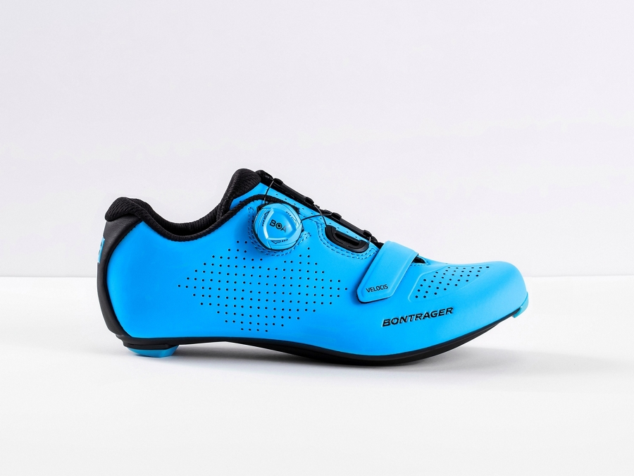 Bontrager Schuh Velocis Men 47 Waterloo Blue