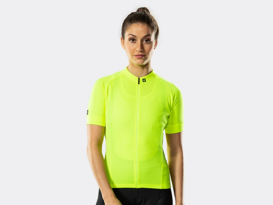 Bontrager Trikot Anara Women's XS Radioactive Yellow