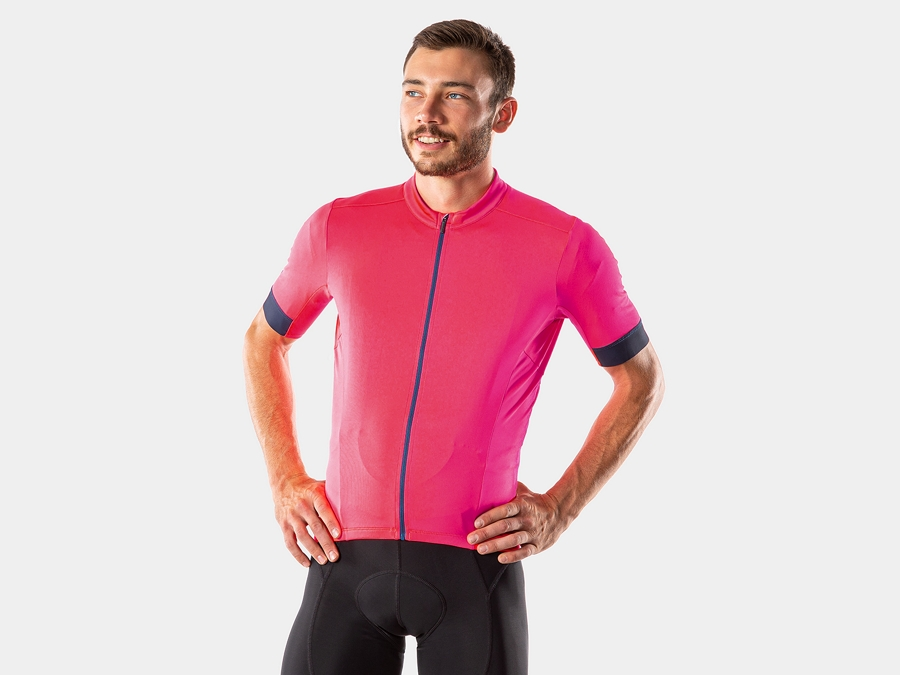 Bontrager Jersey Velocis XX-Large Radioactive Pink